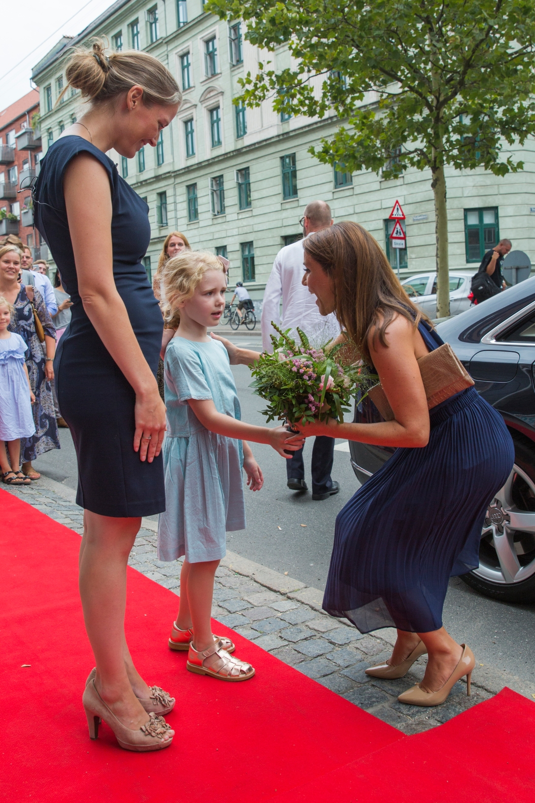 d617e072 Princess Marie attends the opening of Too Good To Go's new store in ...